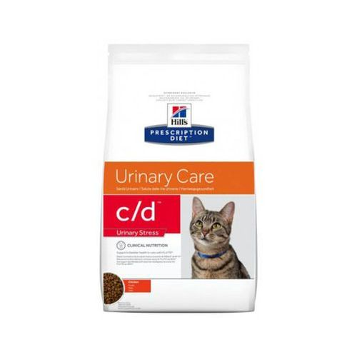Hills Hill's feline c/d urinary stress 8kg