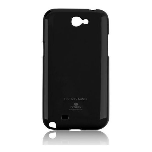 Etui Mercury JellyCase do iPhone X czarne