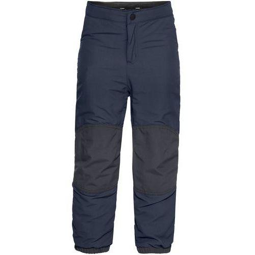 VAUDE Caprea II Spodnie długie Dzieci niebieski 122/128 2018 Spodnie i jeansy