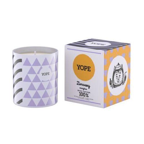 Świeca zapachowa zimowy rarytas 200g | oficjalny sklep seni marki Yope
