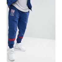 New Era NFL New York Giants Track Joggers In Blue - Blue, w 3 rozmiarach