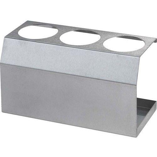 Stalgast Ekspozytor na 3 dyspensery do sosów, 265x110x120 mm | , 065100