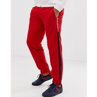 Lacoste side stripe jogging bottoms - Multi