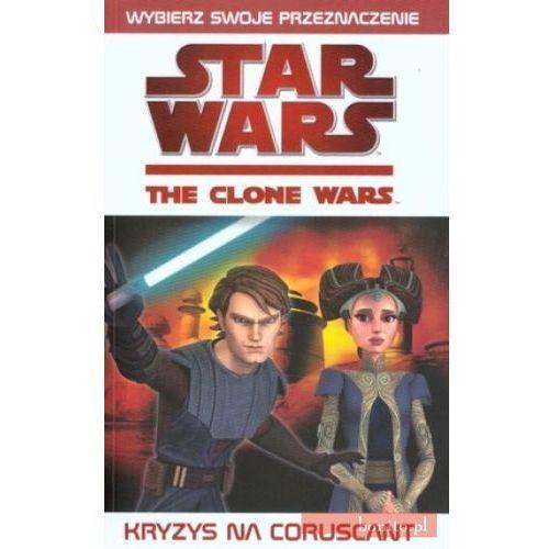 Star Wars. Wojny Klonów: Kryzys na Coruscant