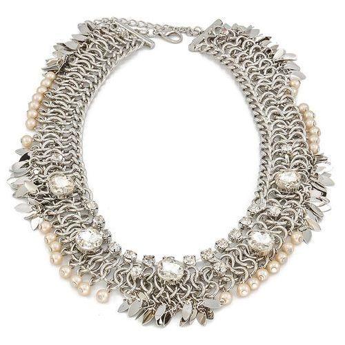 Naszyjnik collar silver - SILVER