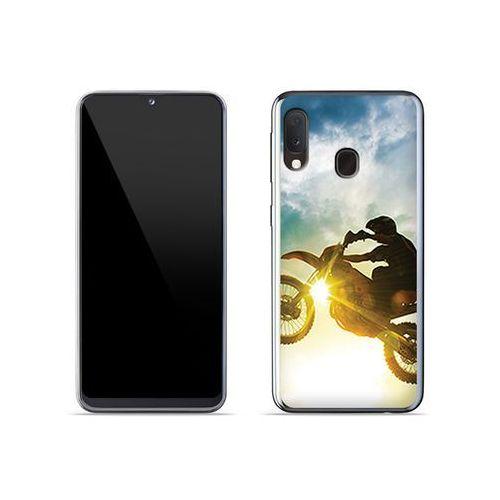 Samsung galaxy a20e - etui na telefon foto case - motor sportowy marki Etuo foto case