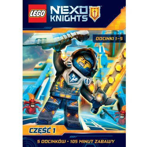 Lego Nexo Knights. Część 1