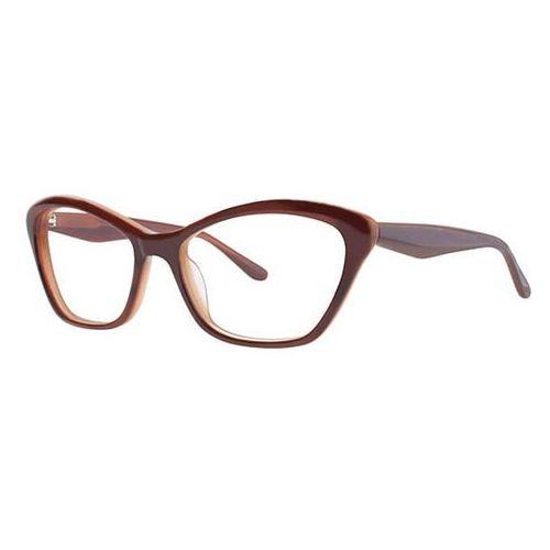 Vera wang Okulary korekcyjne clio chocolate