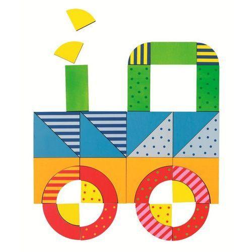 Goki Puzzle-klocki - (4013594586610)