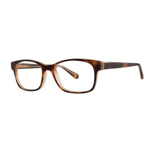 Zac posen Okulary korekcyjne jonet cr/to