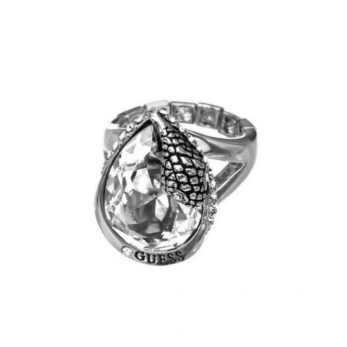 Guess Biżuteria - pierścionek ubr81131-s rozmiar s
