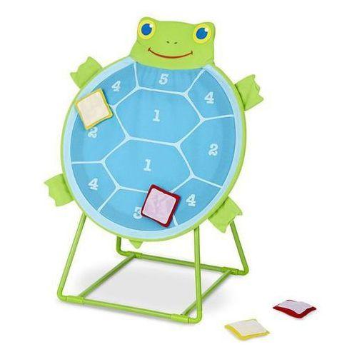 Rzut do tarczy z żółwiem, melissa & doug marki Melissa & doug.