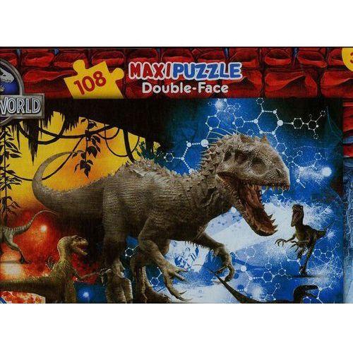 Lisciani Giochi, puzzle dwustronne Jurassik Park (8008324048663)