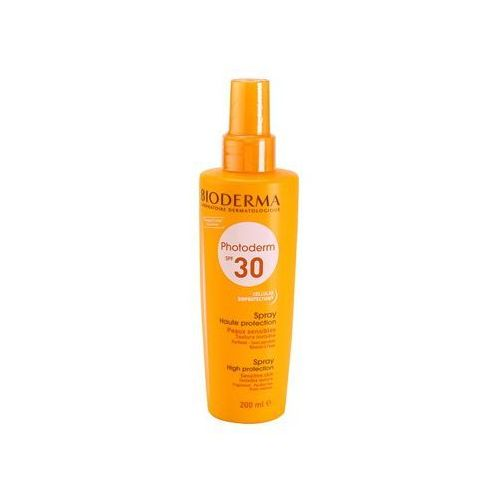 Bioderma  photoderm photoderm spray do opalania spf 30 (sun spray sensitive skin) 200 ml