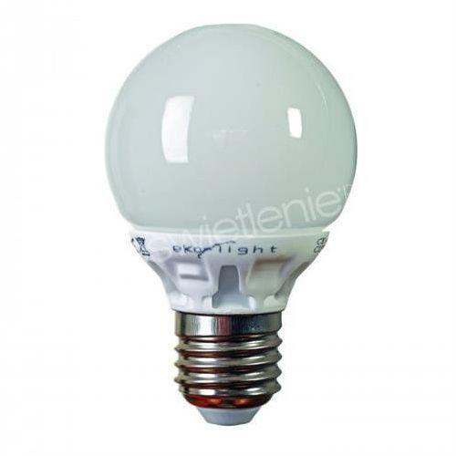 Żarówka led 20 smd e27 7w barwa ciepła od producenta Eko-light