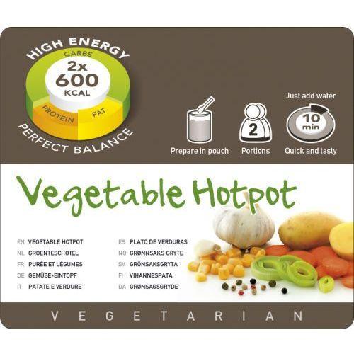 Kociołek wegetariański 273g marki Adventure food