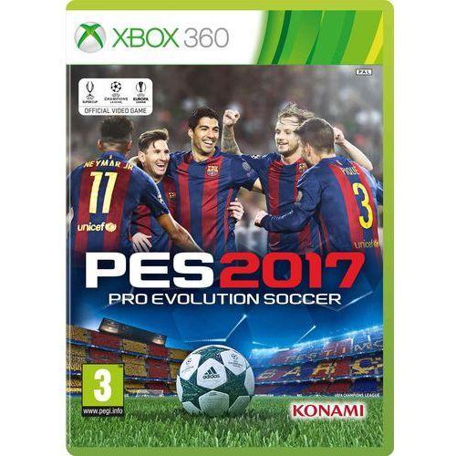 OKAZJA - Pro Evolution Soccer 2017 (Xbox 360)
