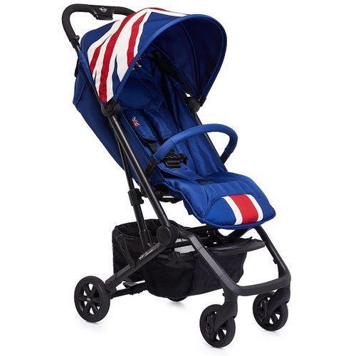 Wózek spacerowy z osłonką przeciwdeszczową BUGGY XS MINI by Easywalker - Union Jack Classic 8719033993181, 8719033993181