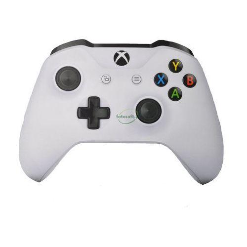 GAMEPAD Microsoft KONTROLER Xbox One S BIAŁY