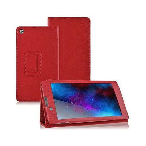 Czerwone etui typu Stand Cover Lenovo Tab 2 A7-10F - Czerwony