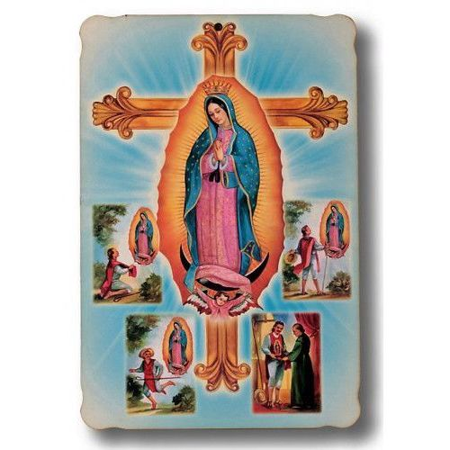 Matka Boża z Guadalupe, 76B3-5458B