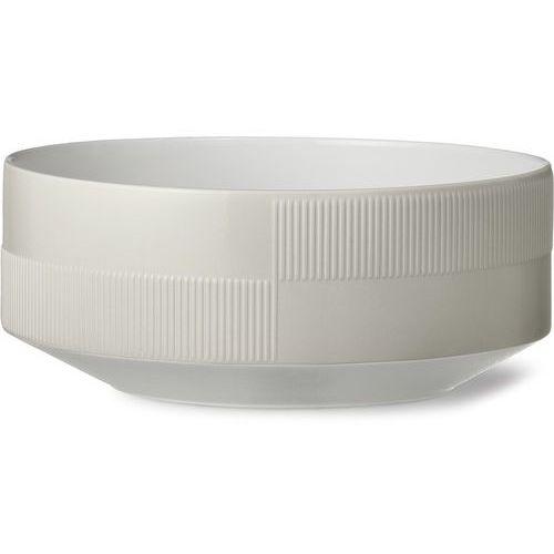 Rosendahl Miska porcelanowa duet 22,5 cm, szara - (5709513212102)