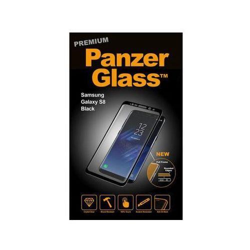 Szklo do samsung s8 czarne >> bogata oferta - szybka wysyłka - promocje - darmowy transport od 99 zł! marki Panzerglass