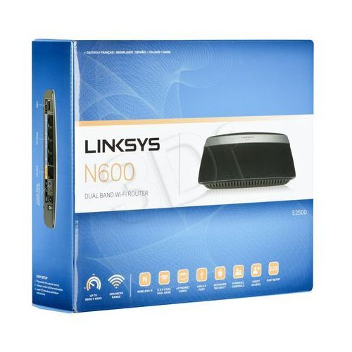 Linksys e2500 (4260184660537)