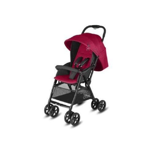 cbx Wózek spacerowy Yoki Crunchy Red - kolor czerwony (4058511275680)