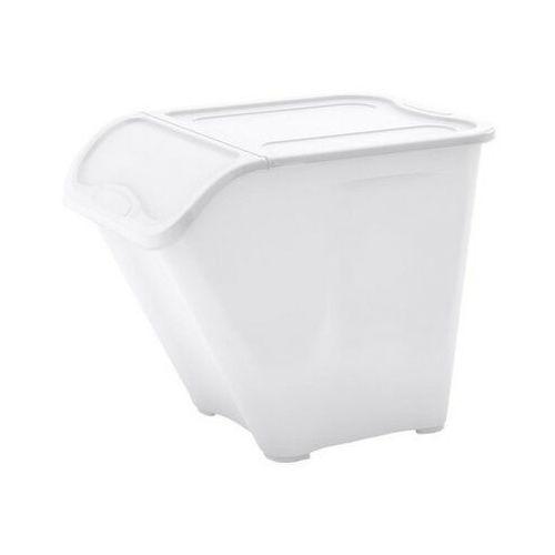 Curver pojemnik all in box l 40 l biały - darmowa dostawa od 95 zł!