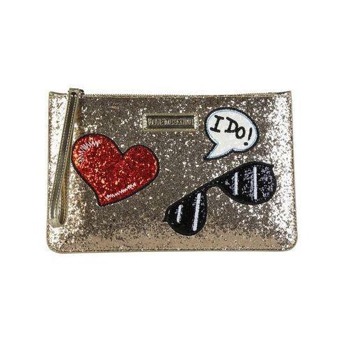 Kopertówka damska jc4148pp15ll złota marki Love moschino