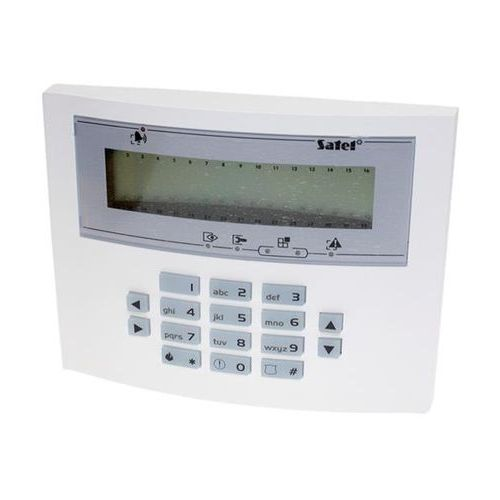 Manipulator INT-KLCDL-BL SATEL