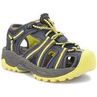 Sandały CMP - Kids Aquarii Hiking Sandal 3Q95474 Antracite/Cedro 44ak
