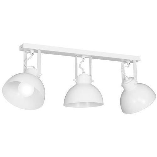 Oświetlenie punktowe einar 3xe27/60w/230v marki Luminex
