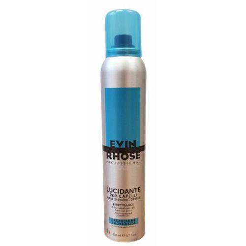 Evin Rhose LUCIDANTE HAIR SHINING SPRAY Nabłyszczacz do włosów w aerozolu z PRO-witaminą B5