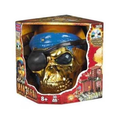Klocki Mega Bloks Piraci Czaszka 3635 Doubloon Mystery