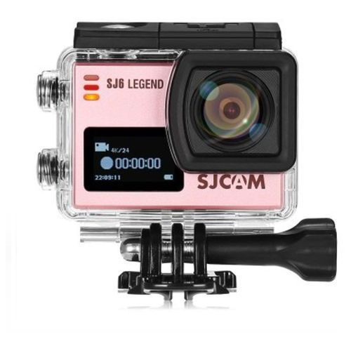 Kamera Sportowa SJCAM SJ6 Legend - srebrna