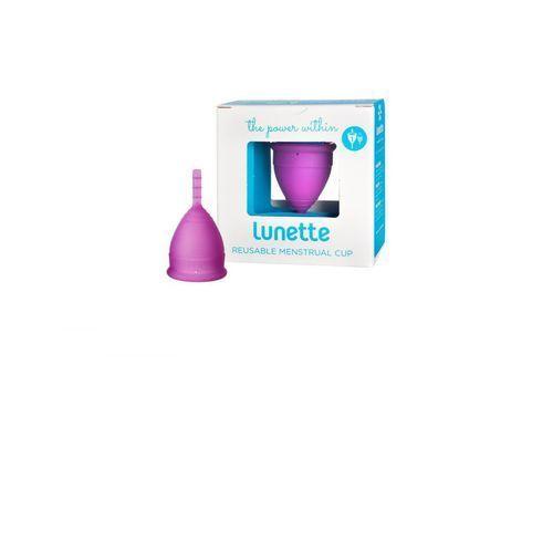 Lunette menstrual cup violet - model 1 marki Lunette (fin)