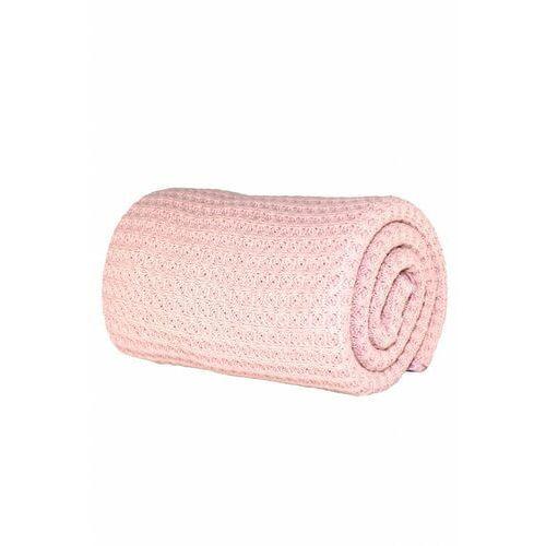 Amy Kocyk bawełniany sweter różowy 6o38d3