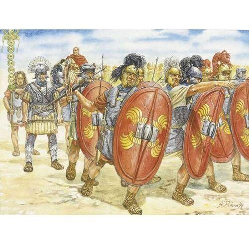 Piechota rzymska I p.n.e. Italeri 6021, 5_499037