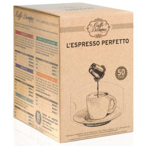 Nespresso kapsułki Diemme anima del salvador 50 kapsułek do nespresso