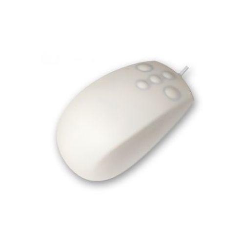 Ultra-viol Mysz medyczna silikonowa usb z 5 przyciskami ultraviol
