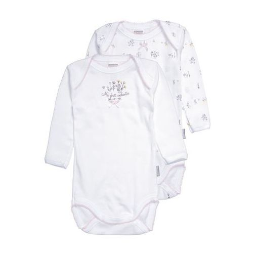 Absorba FORET ENCHANTEE LAYETTE 2 PACK Body blanc, 6K60056