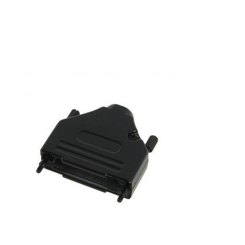 Encitech 6560-0115-03 Obudowa D-sub 25p matal (czarna)