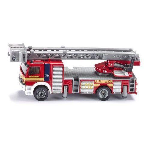 Siku super - wóz strażacki z drabiną s1841 (4006874018413)