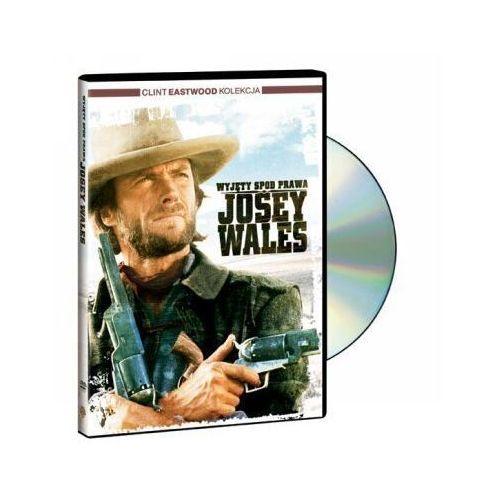 Wyjęty spod prawa (DVD) - Clint Eastwood
