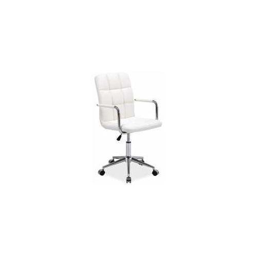 Fotel q-022 biały - zadzwoń i złap rabat do -10%! telefon: 601-892-200 marki Signal meble