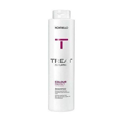 Montibello colour protect, odżywczy szampon bez siarczanów chroniący kolor 500ml (8429525112708)