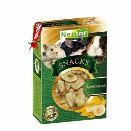 NESTOR Snacks Premium przekąska dla gryzoni i królików - Banany