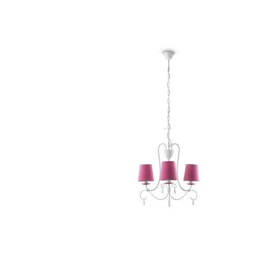 Philips 41594/28/16 - lampa wisząca dziecięca mykidsroom princess 3xe14/28w/230v